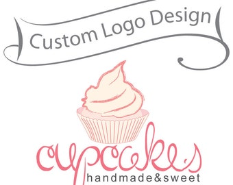 Custom Logo Design ooak BIG SALE  - Photography Logo - Watermark - business logo branding original