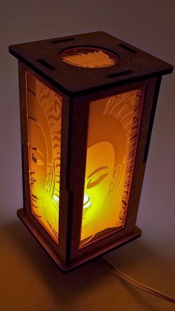 Buddha Accent lamp