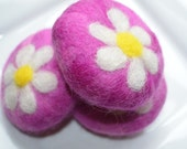 Chamomile Lavender Felted Shea Butter Soap