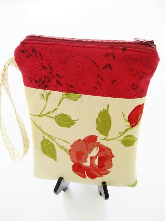 Kindle Case - Red Rose