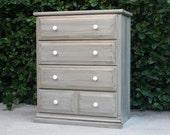 The Dover Beach Dresser  (Vintage)