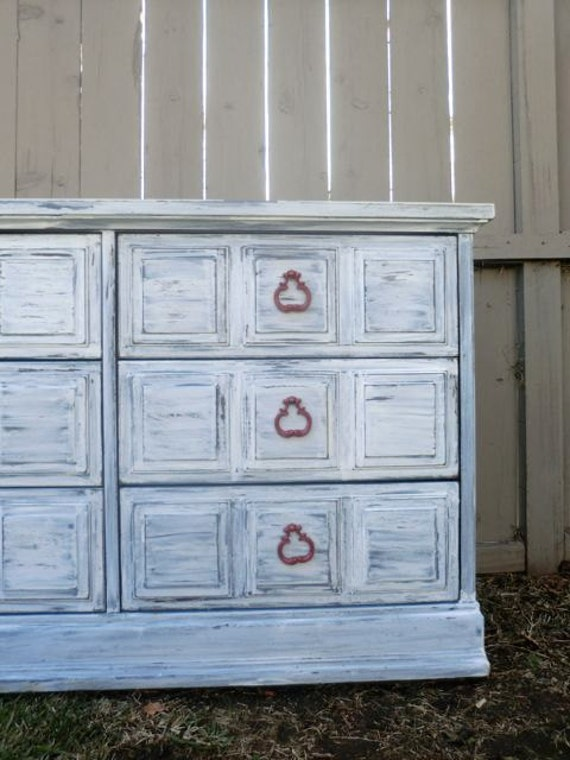 The Winter Breeze Dresser