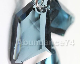 1 piece Swarovski elements crystal pendant De-Art 6670 MONTANA - Available in 18mm and 24mm