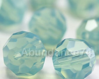 Swarovski Elements Crystal Beads 5000 Round Ball Beads PACIFIC OPAL - Available in 4mm ,6mm and 8mm