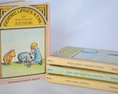 A.A. Milne's Winnie The Pooh Miniature Book Set Of Four