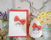 Handmade Happy Lovely Egg Soft Toy &  a Lovely Greeting Card (7)