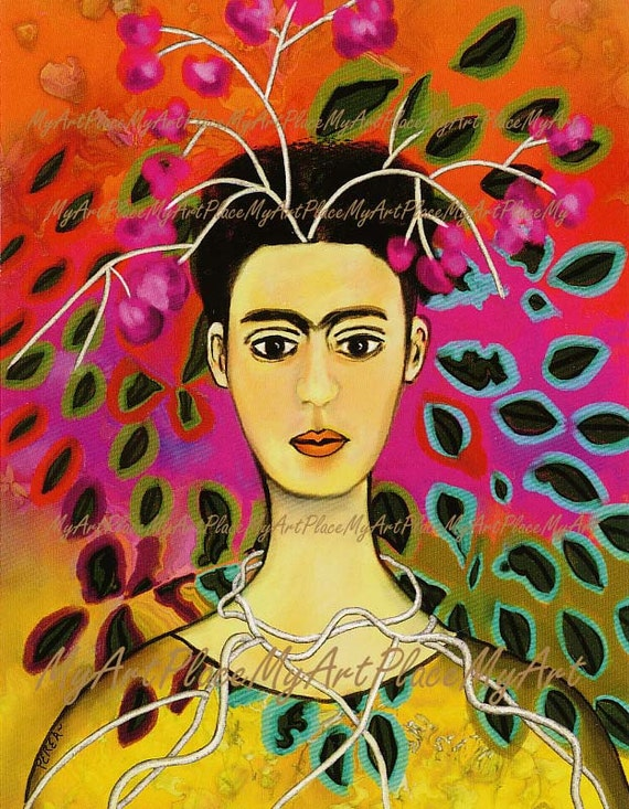 frida kahlo essay analysis paintings works art Important art by frida kahlo the below artworks are the most important by frida kahlo - that both overview the major creative periods, and highlight the greatest achievements by the artist.