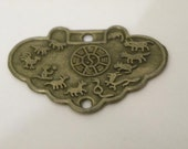 Brass Zodiac Animals Charm