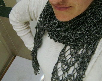 Lille Scarf (knitting pattern)