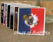 Dave Matthews Band Coasters set of 6