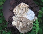 Private listing for LF (mother of the groom hat)