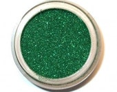 EMERALD GREEN  Body Face Cosmetic Hair Nail Soap GLITTER