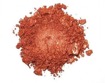 COPPER CASHMERE Mineral Eye Shadow Orchid Blue Cosmetics 3 Grams or 5 Grams