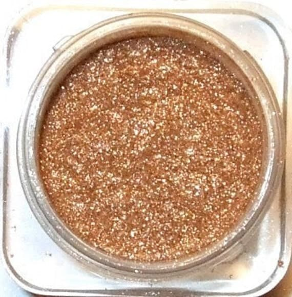Mineral Eye Shadow DRIFTWOOD - 5 Grams - Explosion of Golds & Browns