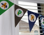 Printable Dinosaur Birthday Party Banner