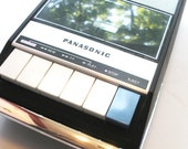 Panasonic Tape Player, vintage RQ-209DAS