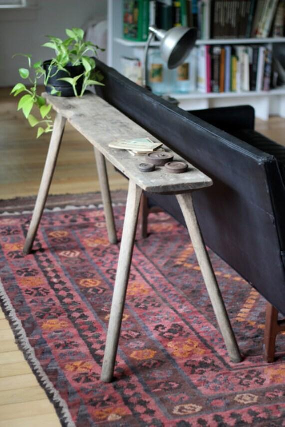 Farmhouse Table, Console Table