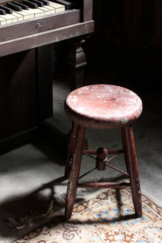 Vintage Painter's Stool