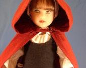 "Little Red Riding Hood for Kish 14"" Chrysalis"