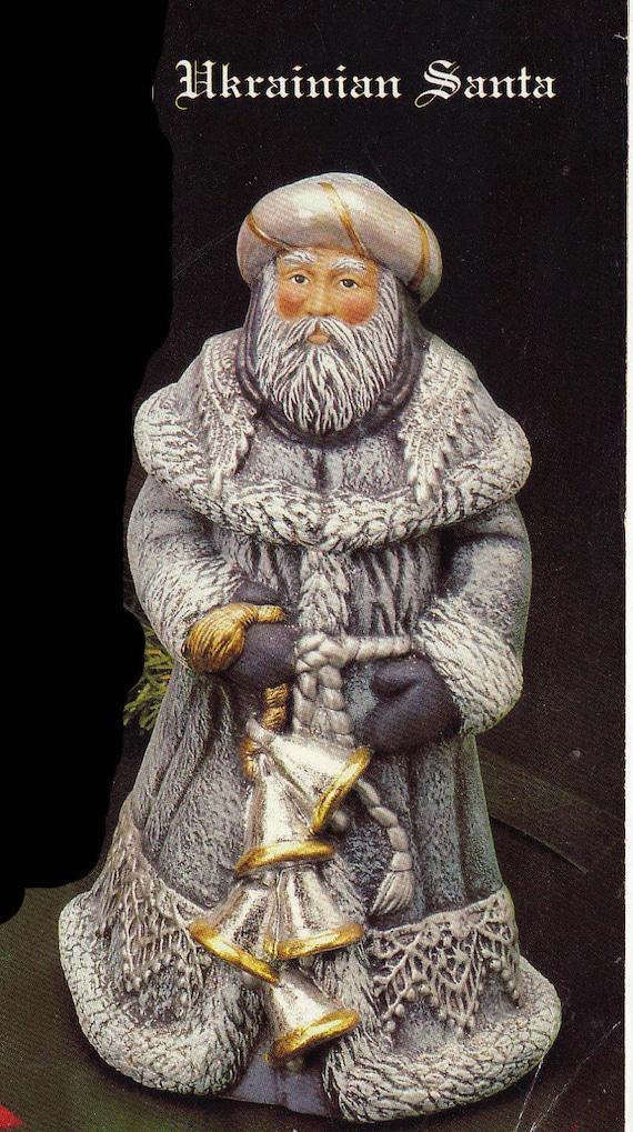 Old world santaukranian santa kimple collectible