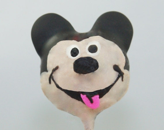 MICKEY  MOUSE (inspired) Cake Pops, Character Cake Pops, Disney (inspired) Cake Pops