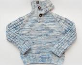 Knitting Pattern - Pollux (sizes 3 months through size 10)
