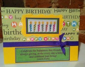 Birthday Cards - Set of 3