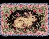 Kit for bunny rug