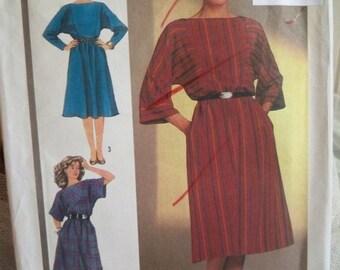 Vintage Dress Pattern - Simplicity 6686 - Uncut