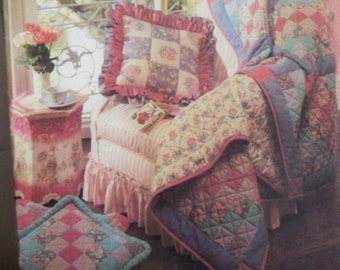 Quilting Pattern - Simplicity - Uncut