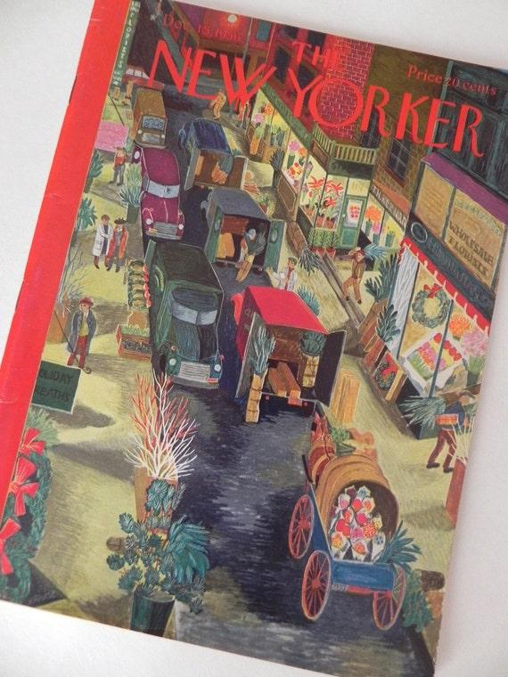 The New Yorker 1956 Magazine