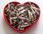 40 Barrettes French 3 inch / 77mm  pick any quantity