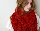 Uinta - Crochet PATTERN ONLY - Cowl Neckwarmer