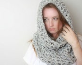 Uinta - Crochet PATTERN ONLY - Cowl Neckwarmer