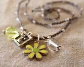 children's charm necklace