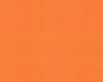 30s Retro Orange - 9900-80 - Bella Solid Fabric by Moda Fabrics - 1 yard