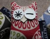 3 x Baby Owlets - Teething Rings for Babies & Newborns