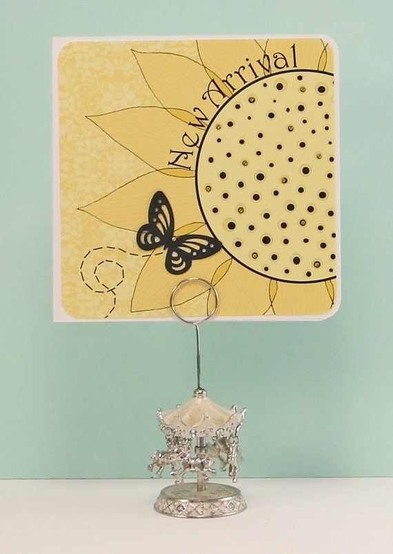 You're a little ray of sunshine - New baby or special birthday greeting card