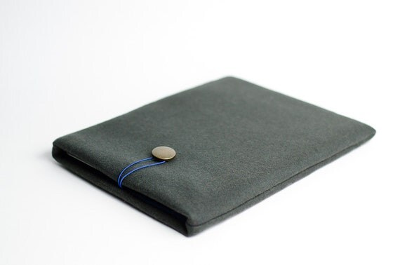 Kindle Paperwhite cover, Kobo Mini, Nexus 7 and other, dark green