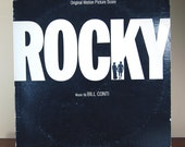 "Rocky Original Motion Picture Score Vinyl LP 12"" Record"
