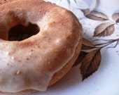 Half Dozen - 6 - Gluten Free Vegan Pumpkin Spice Donuts
