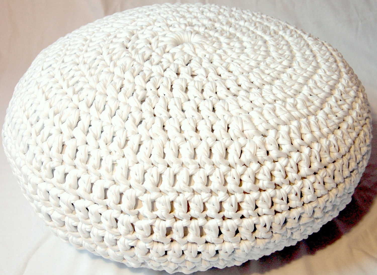 Free Crochet Patterns Zpagetti : crochet pouf pattern pdf