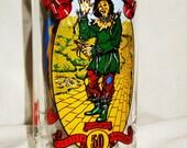 Krystal Wizard of Oz glass Scarecrow