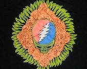 Vintage GRATEFUL DEAD 1990 Spring Tour T Shirt xl