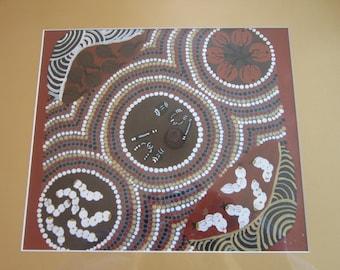 Vintage African Art