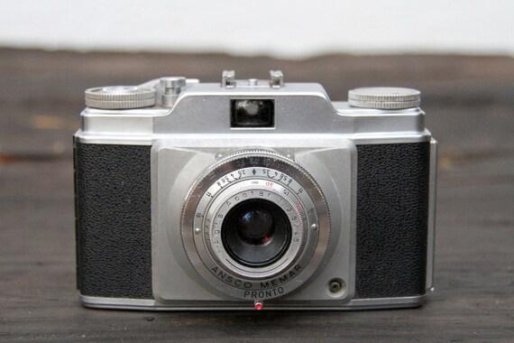 1954 Ansco Memar Pronto Camera