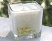 Lemon Verbena Soy Candle, 12 oz