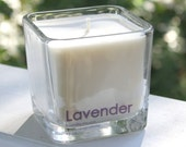 Lavender Soy Candle, 12 oz