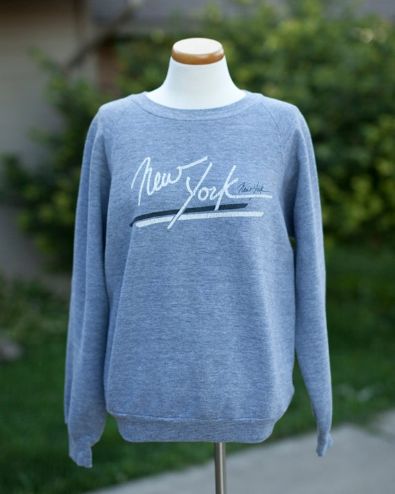 New York New York Awesome Sweatshirt