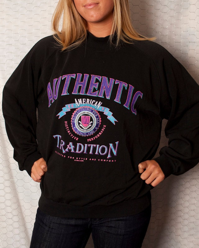 Rad IOU AUTHENTIC TRADITION Early 90's Sweatshirt